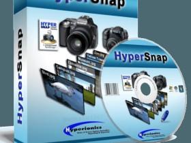 老牌截图软件 HyperSnap v8.16.13 简体中文汉化版绿色便携版