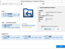 数据恢复Ontrack EasyRecovery Technician v12.0.0.2 简体中文企业版已授权绿色破解版