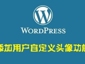 Simple Local Avatars添加用户自定义头像功能——WordPress插件