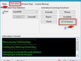 KMS激活工具 Microsoft Toolkit v2.6.3 正式版