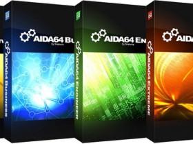 系统软硬件检测工具AIDA64 v6.00 至尊版+商业版 绿色版/单文件版/PE单文件+注册机授权序列号