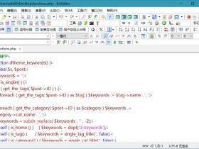 文本编辑器EmEditor v18.0.5 官方正式安装版+绿色版+破解补丁