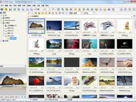 图像浏览编辑器 FastStone Image Viewer v7.5 中文绿色便携企业版