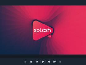 高清视频播放器 Splash v2.7.0精简绿色便携版
