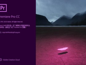 专业视频编辑软件 Adobe Premiere Pro CC 2019 v13.1.3.44 破解版