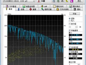 硬盘检测工具 HD Tune Pro v5.75汉化专业版