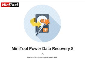 数据恢复软件 MiniTool Power Data Recovery v8.6 破解版