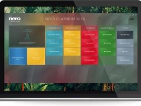 多媒体套件 Nero Platinum 2019 Suite v20.0.07200 中文破解版