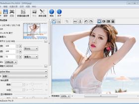 图片无损放大 PhotoZoom Pro v8.0.6 中文破解版