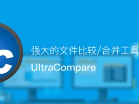 强大的文件比较/合并工具 UltraCompare v20.0.0.50 中文绿色破解版