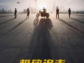 电影《极致追击》海报+简介